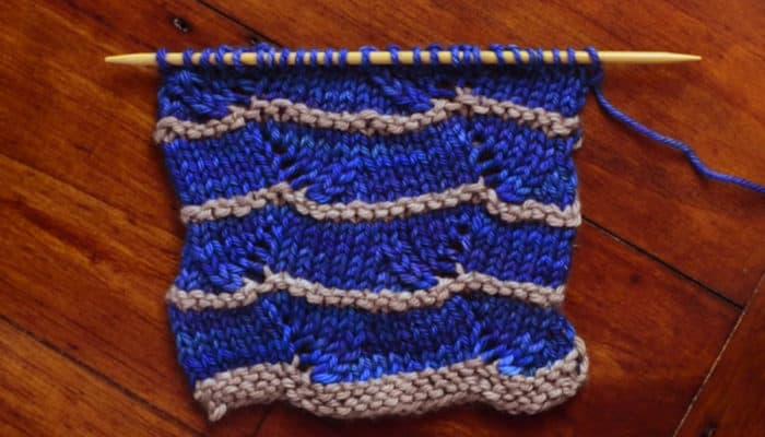 SSK & SSP Decreases in Knitting