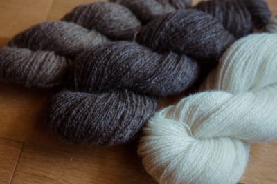 Spin to Knit a Sweater