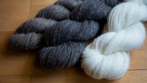 Spin to Knit a Sweater - Handspun