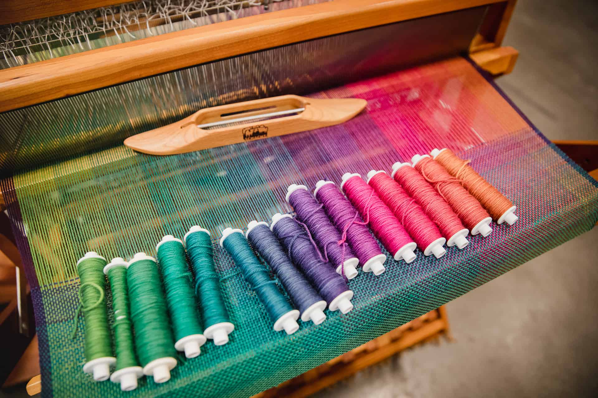 Handwoven Colour: The Colour Gamp
