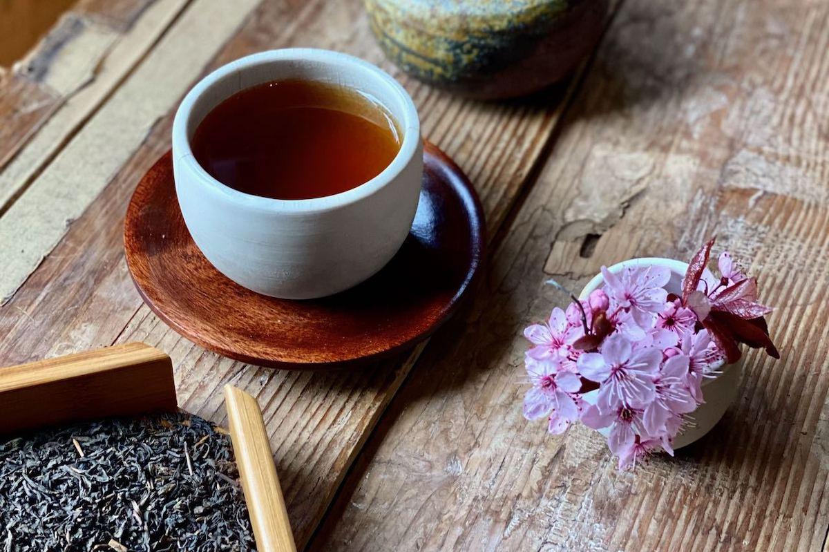 O5 Rare Tea Bar in Vancouver, BC, Canada